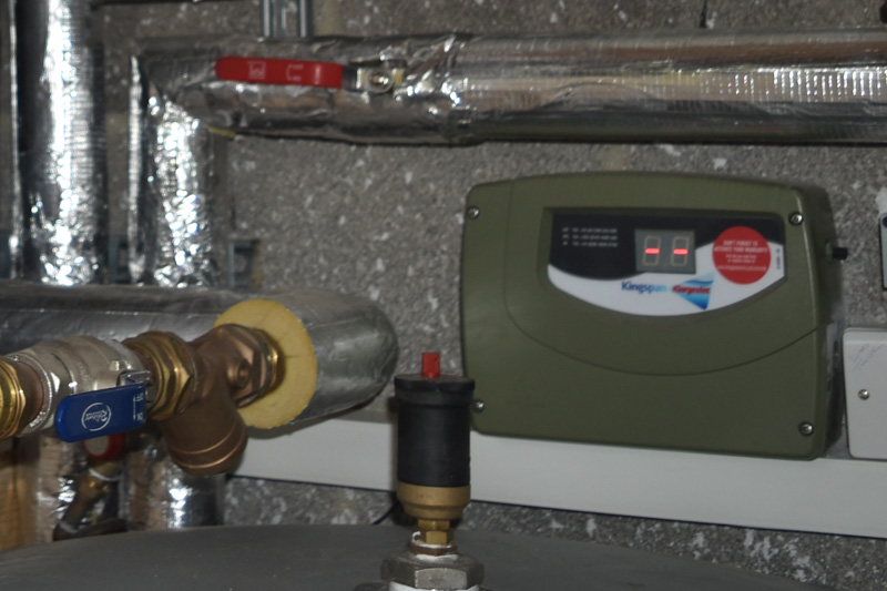 O and S heating controls